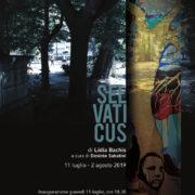 Lidia Bachis Selvaticus Roma 2019