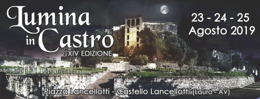 Lumina in Castro Festa medievale al Castello Lancellotti di Lauro