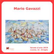 Mario Gavazzi Serate Arte il Melograno Livorno