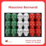 Massimo Bernardi Serate Arte il Melograno Livorno