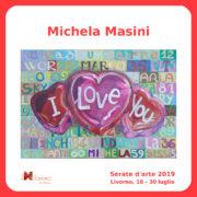Michela Masini Serate Arte il Melograno Livorno