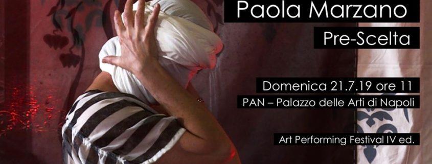 Paola Marzano PAN – Palazzo delle Arti di Napoli