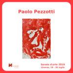 Paolo Pezzotti Serate Arte il Melograno Livorno