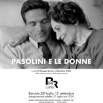 Pasolini e le donne mostra a Berceto 2019
