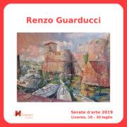 Renzo Guarducci Serate Arte il Melograno Livorno