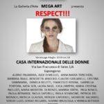 Respect mostra alla Casa internazionale delle Donne di Roma