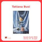 Tatiana Busi Serate Arte il Melograno Livorno