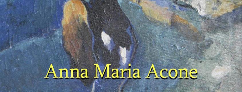 Anna Maria Acone Fructidor 2019 Il Melograno Art Gallery