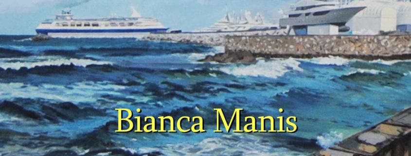 Bianca Manis Fructidor 2019 Il Melograno Art Gallery