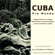Brunella Longo - Cuba Pre Mundo - mostra Todi