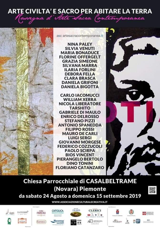 Casalbeltrame collettiva di arte sacra 2019