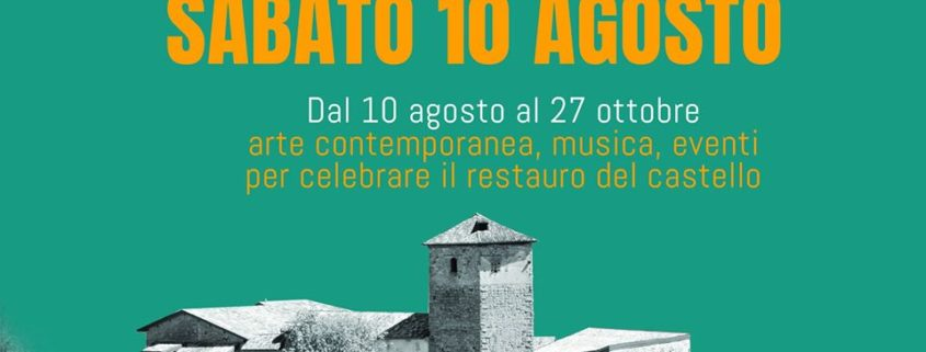 Castel Belasi Mostra arte contemporanea 2019