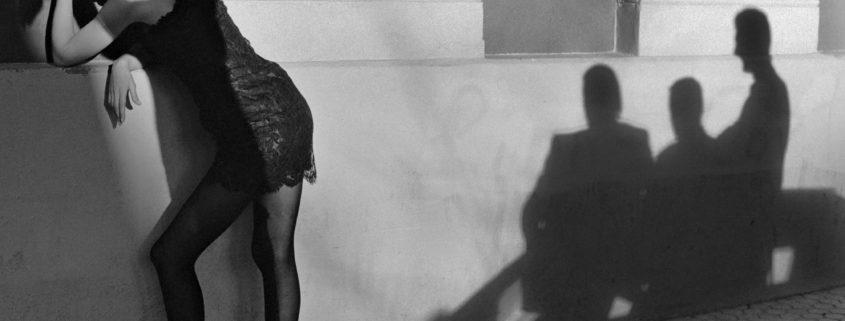 © Ferdinando Scianna Celia Forner. Sevilla - 1988