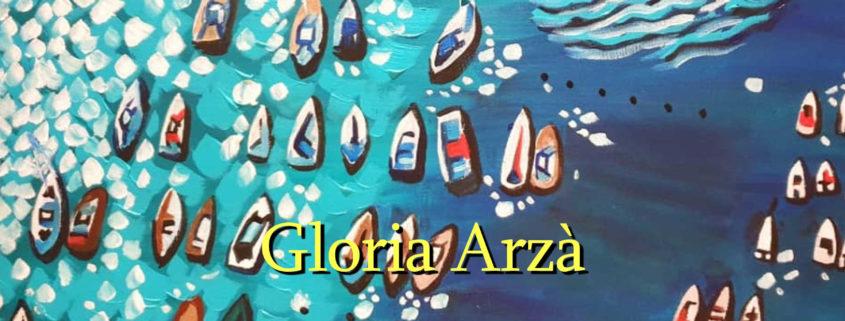 Gloria Arzà Fructidor 2019 Il Melograno Art Gallery