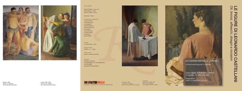 LEONARDO CASTELLANI - Accademia Raffaello - Urbino