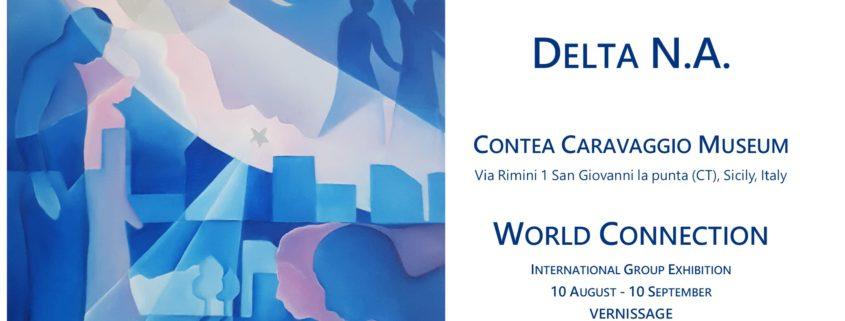 Mostra collettiva caravaggio museum Catania