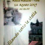 SFILANDO SOTTO LE STELLE Tursi 14 agosto 2019 piazza plebiscito