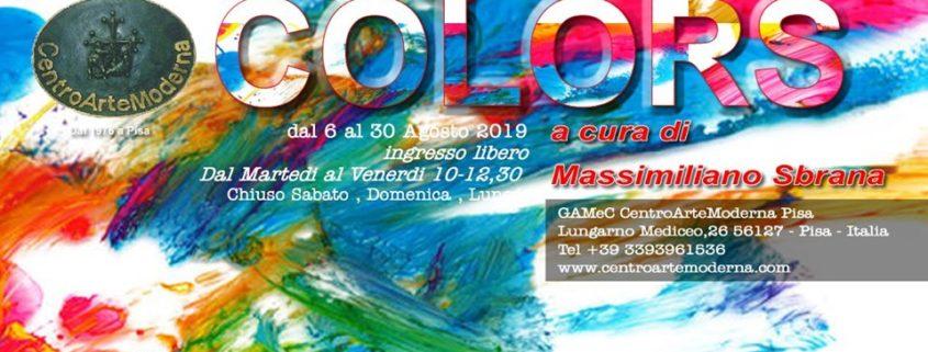 Mostra Estate pisana centro arte moderna Pisa