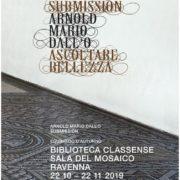 Arnold Mario Dall'O - Submission Biblioteca Classense Ravenna
