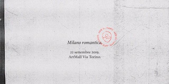 Arte su Marte presenta Milano Romantica