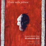 Bruno Olivi vivere nella Pittura mostra a Rubiera