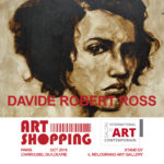 Davide Robert Ross Art Shopping Paris 2019 Il Melograno