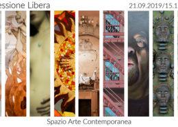 Espressione Libera - Spazio Arte Contemporanea - Milano