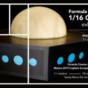 Formula Cinema 1 16 Origin Exhibition - Matera