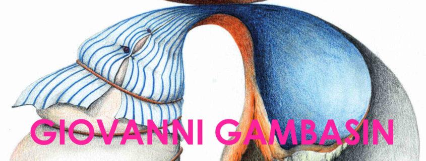 Giovanni Gambasin Arte Padova 2019