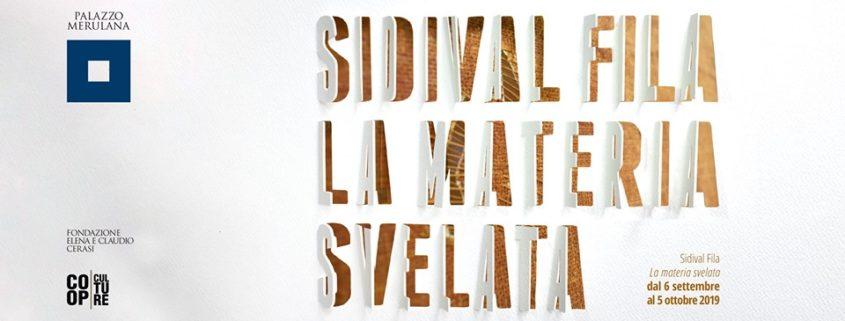 La materia svelata Sidival Fila e Palazzo Merulana