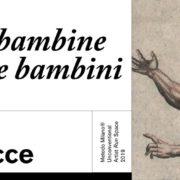 Luigi Presicce Sette bambine e Sette bambini Metodo Milano