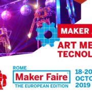 Maker Faire Rome – The European Edition 2019
