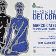 Marco Catellani Resistenze del Corpo Correggio