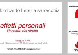 Marco Lombardo ed Ersilia Sarrecchia - Modena Lanarossagallery