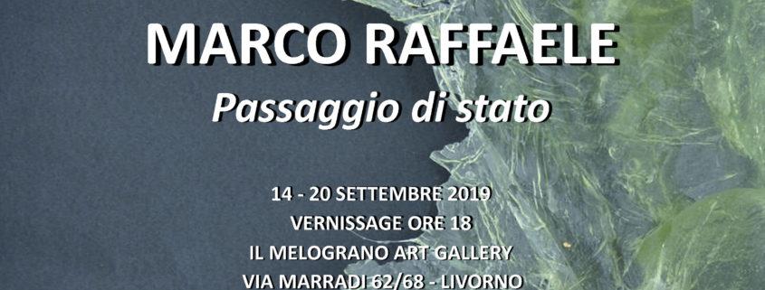 Marco Raffaele Livorno Il Melograno Art Gallery