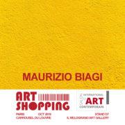 Maurizio Biagi Art Shopping Paris 2019