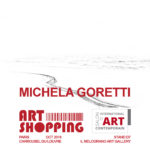 Michela Goretti Art Shopping Paris 2019