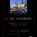 Mostra Collettiva per il 40° Anniversario de Le Colonete - Venezia