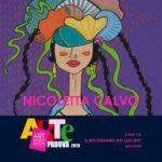 Nicoletta Calvo Arte Padova 2019 Il Melograno Art Gallery