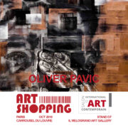 Oliver Pavic Art Shopping Paris 2019 Il Melograno