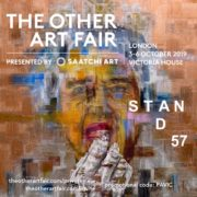 Oliver Pavic The Others Fair London