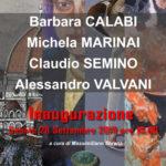 PATHS PERCORSI GAMeC CENTROARTEMODERNA - Pisa Claudio Semino