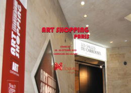 Paris Art shopping autunno 2019 lL Melograno Art Gallery