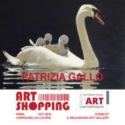 Patrizia Gallo Art Shopping Paris 2019 Il Melograno