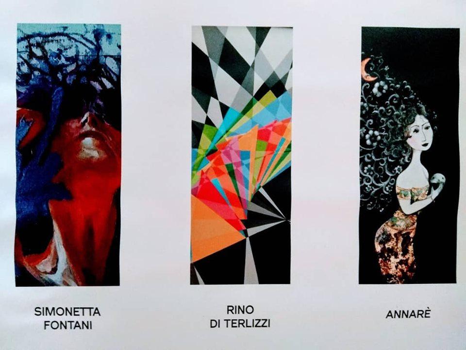 Rino Di Terlizzi Annare e Simonetta Fontani Populonia