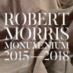 Robert Morris 2015–2018 - La Galleria Nazionale - Roma