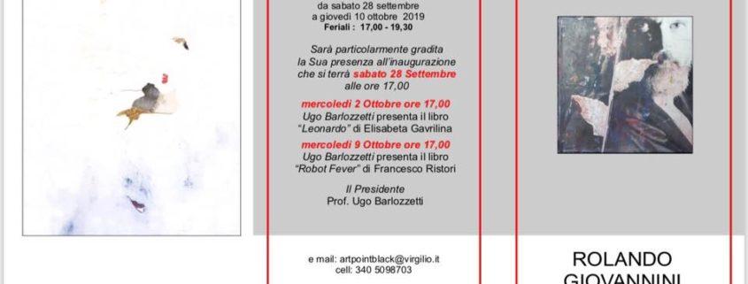 """Rolando Giovannini - """"Involontarietà"""" - Gruppo Donatello Firenze"""