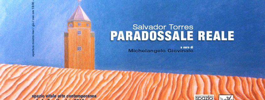 Salvatore Torres - Paradossale e reale Spazio Vitale Aversa