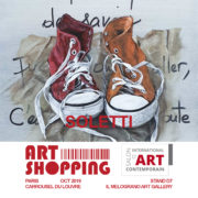 Soletti Art Shopping Paris 2019 Il Melograno