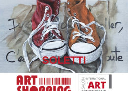 Soletti Art Shopping Paris 2019 Il Melograno